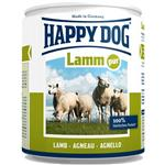 کنسرو سگ هپی داگ حاوی گوشت خالص بره  400 گرمی