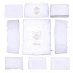 Pierre Cardin Elegance Baby Bed Set 9 Pieces