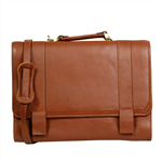 کیف اداری چرم طبیعی زانکو چرم مدل 102
