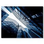 تابلو شاسی دکوگراف مدل Building کد 243 سایز 40 × 30 سانتی متر