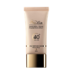 Medisun Cream Foundation 2 For Oily And Irritated Skins 30 ml