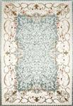 فرش مرینوس ترکیه کالیته گل باغچه مدل ۰۳۰-۵۰۹