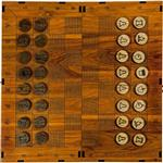 King 3in1 Wooden Chess