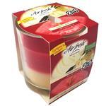 شمع اولد ویلیامزبرگ مدل French Vanilla and Ripe Red Apple