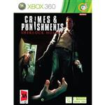 Gerdo Sherlock Holmes Crimes and Punishment Xbox 360 Game
