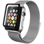 Coteetci 4D Glass Screen Protector For Apple Watch 38mm