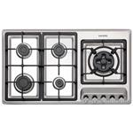 Ilia Steel S503 Gas Hob