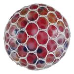 Gel Bullets White Mesh Anti Stress Game Ball