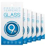 Tempered Glass Screen Protector For Apple iPhone 6/6 Pack of 6