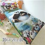 ست کاور و لحاف پاندا کونگ فو کار GUZEL- Kung Fu Panda