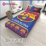 ست کاور و لحاف بارسلونا GUZEL- FC Barcelona