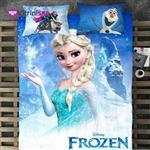ست کاور و لحاف السا فروزن GUZEL- Elsa Frozen