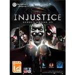 Injustice Heroes Among US PC Parnian