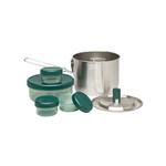 ست ظرف غذا فلزی با ظروف پلاستیکی در دار استنلی – Stanley Plastic food container