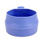 فنجان بزرگ تاشو زغال اخته ای رنگ ویلدو – WILDO FOLD-A-CUP BIG BLUEBERRY