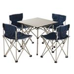 MO 404 Travel Table And Chairs For 4 Person