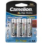 Camelion Digi Alkaline AA Battery - Pack of 4