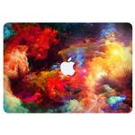 Wensoni RainBow Space Sticker For 13 Inch MacBook Pro
