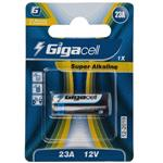 Giigacell Super Alkaline 23A Battery Pack Of 1