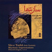 آلبوم موسيقي ساز تنها - داريوش زرگري