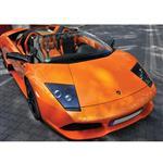 تابلو شاسی آکو طرح  Lamborghini سایز 20×28 سانتی متر