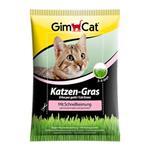 علف طبیعی گربه جیم کت با قابلیت رشد سریع