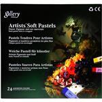 پاستل گچی 24 رنگ وایلد تولیپ مدل Gallery