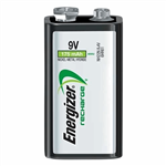 Energizer Power Plus 9V 175mAh Rechargeable Battery