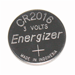 Energizer CR2016 minicell