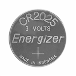 Energizer CR2025 minicell