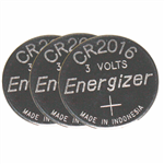 Energizer CR2016 minicell 3pcs