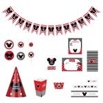 Minnie Mouse Birthday Party Pack