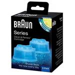 Braun 5331 cleaner Cartridge Pack Of 2