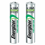 Energizer Extreme Rechargeable AAA Battery 2pcs