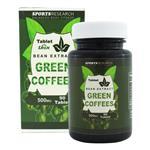 قرص لاغری قهوه سبز (Green Coofees) قوطی 500 میلی گرم