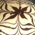 کیک زبرا