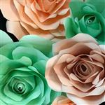 گل رز کاغذی