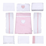 Pierre Cardin Born With Love Baby Bed Set 9 Pieces