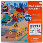 خمیر بازی پلی گو مدل Road Maker Dough Set کد 8637