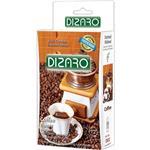 کاندوم دیزارو مدل DOTTED RIBBED COFFEE  بسته 12 عددی