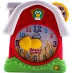 ساعت آموزشی هپی کید مدل My First Learning Clock کد 4256