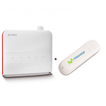 ADSL Router Vodafone HG553+Huawei MCI E303 3G USB Dongle