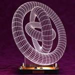 چراغ خواب سه بعدی ویداوین مدل تعادل