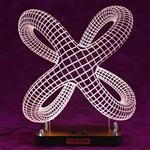چراغ خواب سه بعدی ویداوین مدل چهارپر