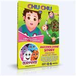 ویدئو آموزشی زبان ویژه کودکان Chu Chu Tv Rhymes zone Song