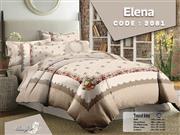 ست لحاف روتختی دونفره زارا مدل Elena