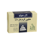 صابون کرمدار ۱۰% گل سیتو