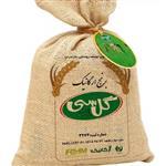 برنج ارگانیک قهوهای)(10kg)