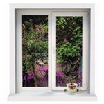 پنجره مجازی سالسو طرح violet garden
