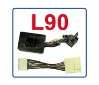 Fabric socket L90